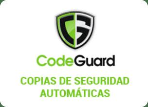 CodeGuard Sistema de copias de seguriedad en la nube